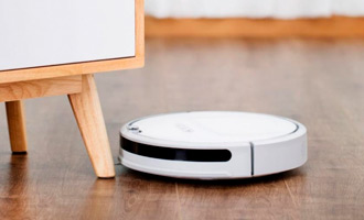 Xiaomi делает ставку на уборку с помощью пылесоса Xiaowa Robot